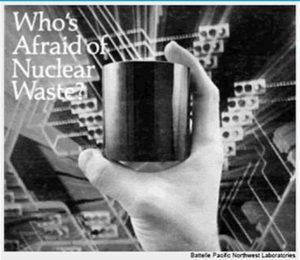 Who's Afraid of Nuclear Waste
